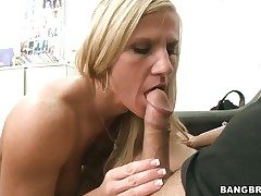 Amber The human race shows her slutty side in hardcore play